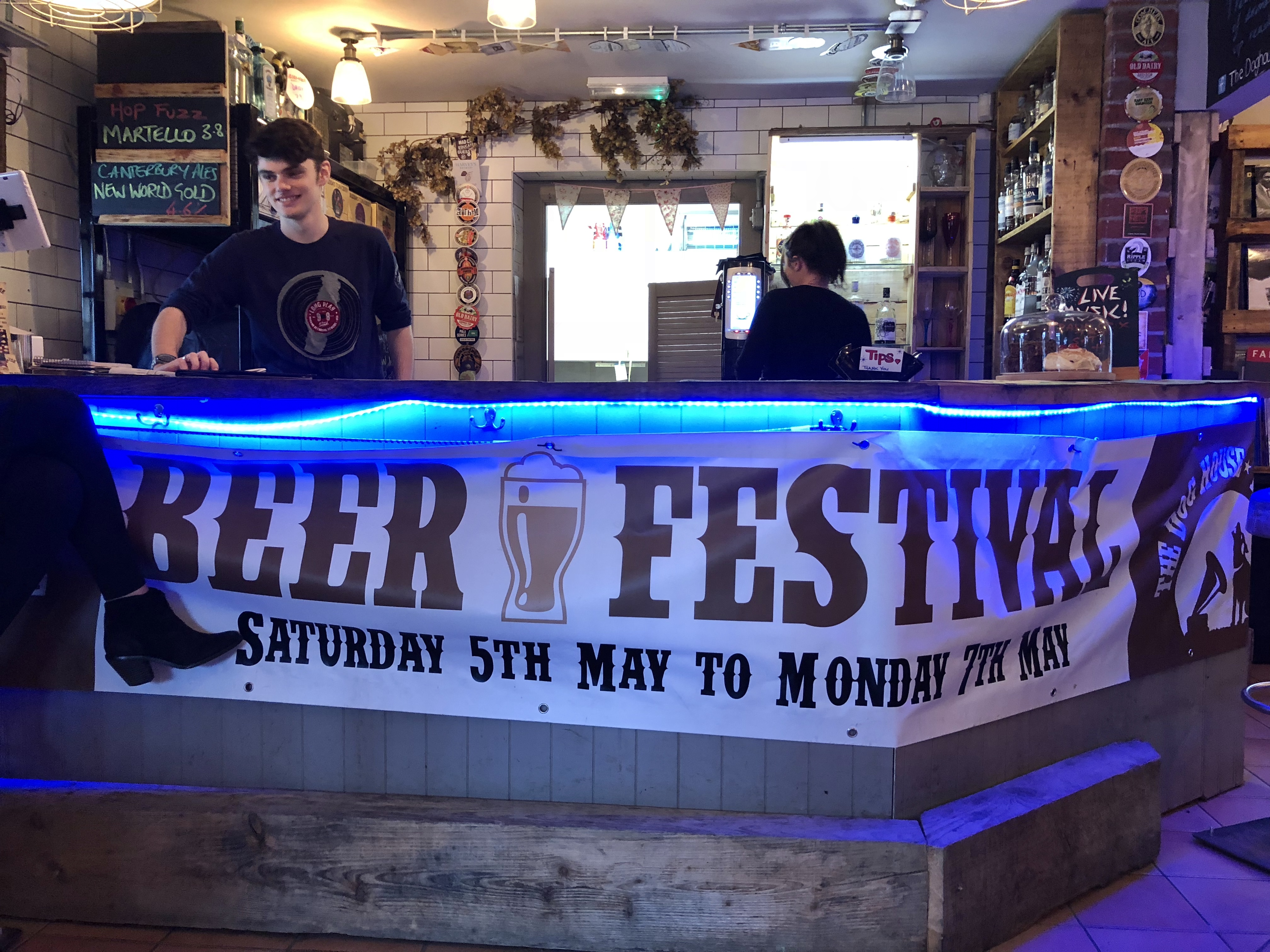 Beer Festival – Live Bands & Streetfood (4th – 6th May 2019)